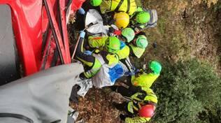 incidente fuoristrada soccorso alpino