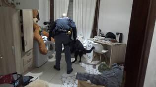 spaccio arresti polizia magnetic box