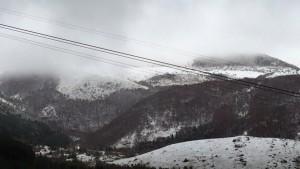 gran sasso basso neve
