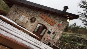 rifugio mandolò neve