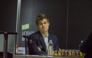 Carlsen Norway Chess