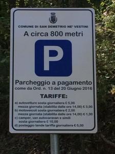 lago tariffe