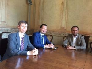 delegazione russa - Liris